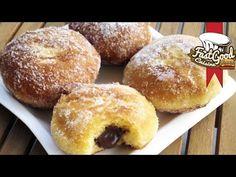 La recette de beignet au nutella   FastGoodCuisine - YouTube