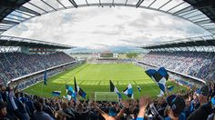 Avaya Stadium http://thaigoals.com/