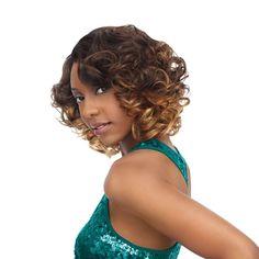 Sensationnel Premium Too Shorty 100% Human Blend Weave - Romance Curl