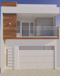 Ideas For Home Architecture Styles Front Elevation Garage Door Design, House Front Design, Modern House Design, Garage Doors, Minimalist Home, Minimalist Design, Home Architecture Styles, Facade House, Home Design Plans