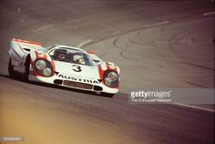 Kurt Ahrens, Jr. / Vic Elford - Porsche 917K - Porsche Konstruktionen KG - Ninth Annual World's Championship 24 Hours of Daytona International Road Race - International Championship for Makes, round 1