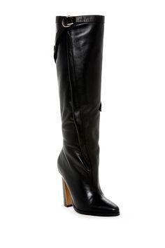 Tonya Leather High Boot by DEREK LAM 10 CROSBY on @nordstrom_rack