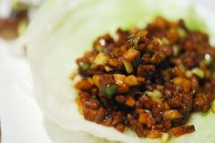 PF Chang's Lettuce Wraps on http://www.theculinarylife.com These are amazing and pretty easy to make
