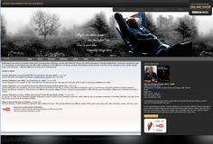 jayantamahapatra.com: A Poets Biographical Site (2009) by Samir Dash, via Behance