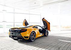"""""""McLaren MP4-12C High Sport..."""""""