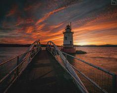 Lighthouse photo by Paul Seibert