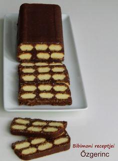 Cheesy Recipes, Sweet Recipes, Cake Recipes, Dessert Recipes, Hungarian Desserts, Hungarian Recipes, Sweet Cookies, Sweet Treats, Salty Snacks