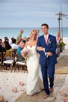Destination Wedding -  Barefoot sounds nice