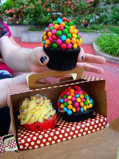 Big,Colorful,Cupcakes,Cute,Gigant,Yummy