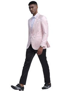 As seen on the hit Fox TV show Empire. This is an officially licensed Empire brand blazer. This blazer features a 1 button closures. Shawl Lapel, Pink Floral Fabric. Modern Fit. #PinkJacket #WeddingJacket #PromTux #WeddingTux #Tux #Wedding #Prom #DinnerJacket #Jacket Wedding Tux, Wedding Jacket, Tuxedo Jacket, Pink Jacket, Mens Dinner Jacket, Prom Blazers, Fox Tv Shows, Prom Tuxedo, Thing 1