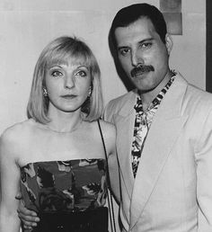 Mary and Freddie.