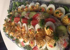 De Lekkernij 't Anker :: Online bestellen - Koud & warm buffet - Huzarensalade uit eigen keuken