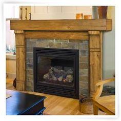 Rustic Fireplace Design unique log fireplace mantels #6 rustic corner fireplace mantels