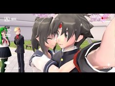【MMD】 Meme Compilation 【Ayano x Budo】 - YouTube Ayano X Budo, Zack Y Cody, I Kissed A Girl, Girl Artist, Atlantic Records, Disney Music, Enrique Iglesias, Yandere Simulator, Universal Music Group