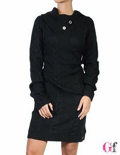 Vestido Enea Preto #Billabong #Cold #Goodfashion