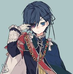Find images and videos about anime, kuroshitsuji and black butler on We Heart It - the app to get lost in what you love. Anime Kuroshitsuji, Black Butler Kuroshitsuji, Black Butler Anime, Black Butler 3, Manga Art, Manga Anime, Anime Art, Ciel Anime, Fanarts Anime