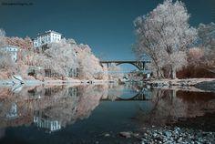 Fotografia con filtro infrarosso