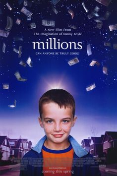 A young Irish boy finds a bagful of money. He and his older brother have differing views on what to do with the money. What they both discover is that money can cause lots of problems.