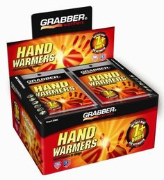 Grabber 7 Hour Hand Warmers Super Saver Value Pack 80 Pair Value Package ** You can get more details by clicking on the image.