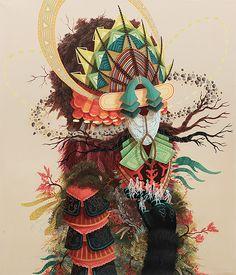 Mythical Beasts: Artworks by Flavio Martínez