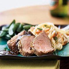 hoisin pork tenderloin to prepare two servings of hoisin pork replace ...