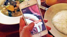 今春リリースされたグルメサービス『SARAH』は、Googleより食べログ...