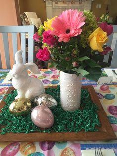 2015 - Easter centerpiece