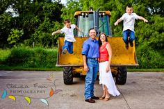 Claudia Farr Photography: Harlingen Engagement Photographer / Melissa and Brandon