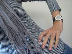 bubala: No-sew jersey scarf