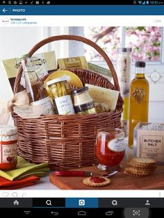 Honey cheese gift basket with antiqued bamboo cutting board honey cheese gift basket with antiqued bamboo cutting board cheese gifts cuttings and board negle Choice Image