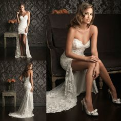 http://fashiongarments.biz/products/long-best-selling-sexy-sweetheart-ivory-lace-front-short-back-wedding-dress-2016-new-arrival-bride-gowns-bridal/,      In order to make the dress fit for you, please give us your exactitude size and exact color requirement when placing an order.   ,   , clothing store with free shipping worldwide,   US $245.99, US $154.97  #weddingdresses #BridesmaidDresses # MotheroftheBrideDresses # Partydress