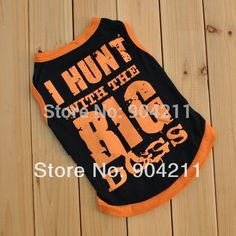 2016 on sale pet summer puppy printed cotton cat vest dog terry cotton cats t-shirt free shipping gifts