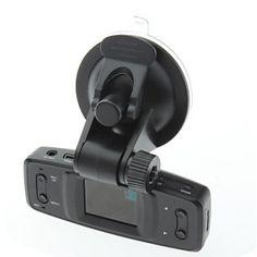 HD 1080p Car Camera – Night vision, 4x Digital Zoom