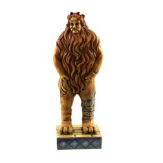 Cowardly Lion Figurine