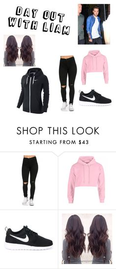 """1D outfit #115"" by niall-lover-2000 ❤ liked on Polyvore featuring NIKE and Payne"