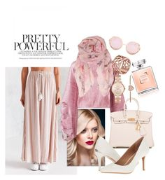 """Pretty powerfull"" by hielyaamelia on Polyvore featuring Ecote, Quay, Aviù, Humble Chic, Hermès, Tartesia, Michael Kors and Calvin Klein"