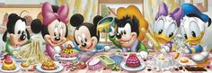 New Diamond Painting Cartoon Princess Icon Diamond Embroidered Square Rhinestone Art Gift Mickey Mouse Y Amigos, Baby Mickey, Mickey Mouse And Friends, Mickey Minnie Mouse, Disney Kunst, Arte Disney, Disney Art, Clementoni Puzzle, Disney Collage