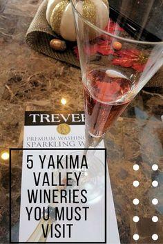 Yakima Valley Wineries