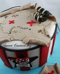 Gâteau Pirate Cake                                                                                                                                                                                 Plus