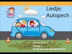 Liedje Autopech, thema pech onderweg - YouTube