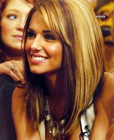 Long a Line Bob... think getting my hair cut something like this..