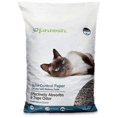 So Phresh Odor Control Paper Pellet Cat Litter is recycled paper pellets with baking soda. The litter is more absorbent than clay litter. The litter is environmentally friendly and safe for cats and kittens. Paper Cat Litter, Cat Litter Brands, Training A Kitten, Natural Cat Litter, Best Litter Box, Cat Store, Essentials, Cat Food, Cats And Kittens