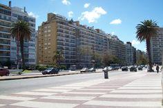 Pocitos - Montevideo, Uruguay.