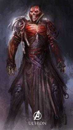 Avengers Heroic Fantasy : Ultron