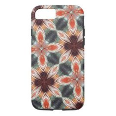 Stylish unique flower pattern for the product of you choice. You can also Customized it to get a more personally looks. Unique Flowers, Iphone Models, Iphone Case Covers, Flower Patterns, Iphone 7, Abstract Pattern, Blue Orange, Stylish, Modern