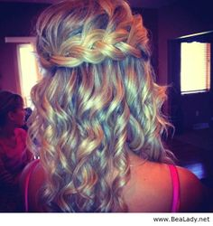 Amazing hairstyle for long blonde hair - BeaLady.net