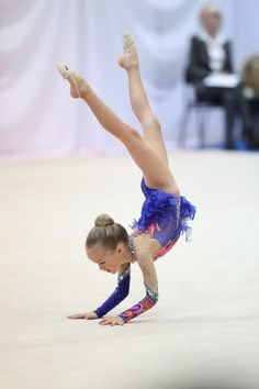 Kristina Pimenova ~ floor exercise