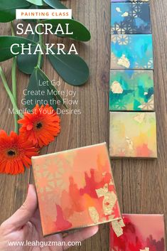 The Sacral Chakra ca