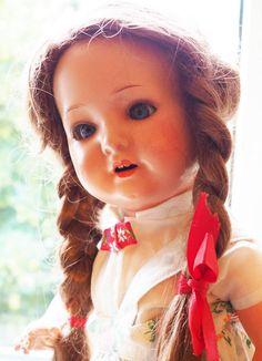 Alte Puppe Heubach | eBay