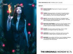 #PhoebeTonkin #HayleyMarshall #TheOriginals